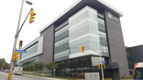 The Advanced Research Complex at the University of Ottawa.